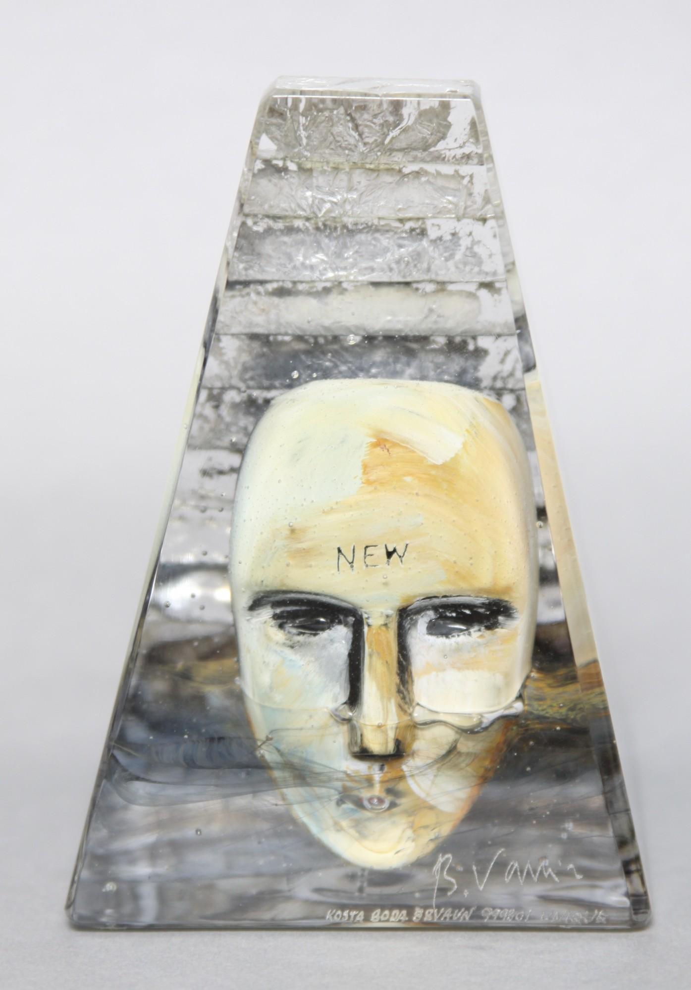 Bertil Vallien Steps Catalog The Friedman Collection